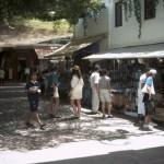 Bodrum einkaufsstrasse