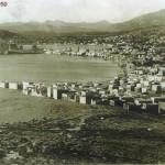 Bodrum Stadt um 1950