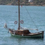 Güvercinlik Segelboot
