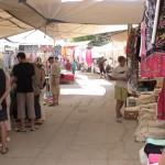 Güvercinlik Textilienmarkt