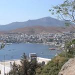Türkbükü Bucht Ansicht